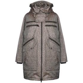 《期間限定セール開催中!》DSQUARED2 メンズ コート ブラック 48 ポリエステル 100%