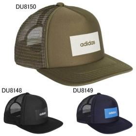 アディダス スポーツ 帽子 キャップ ハット  ユニセックス リニアフラットキャップ adidas FTR63