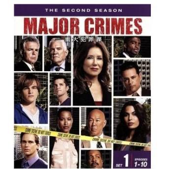 MAJOR CRIMES〜重大犯罪課 <セカンド> セット1/メアリー・マクドネル,G.W.ベイリー,トニー・デニソン