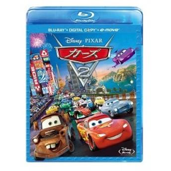 カーズ2 ブルーレイ (Blu-ray) 中古