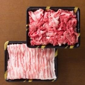 満腹セット(山形牛切落し800g・山形県産豚バラスライス1kg)