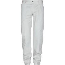 《セール開催中》DANIELE ALESSANDRINI メンズ パンツ ライトグレー 50 コットン 100%
