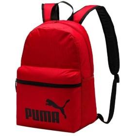 プーマ(PUMA) プーマ フェイズ バックパック ハイリスクレッド/プーマブラック 075487 16 リュックサック スポーツバッグ カバン