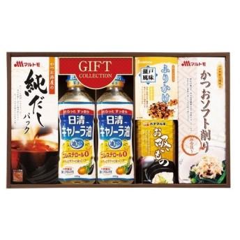 内祝い 内祝 お返し ギフト 調味料 油 だしセット 日清 & 和風食品ギフト