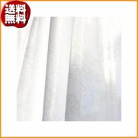 (送料無料)サラクール防炎ミラーレースカーテン 幅100cm×丈108cm プレーン