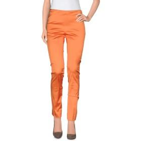 《セール開催中》VIA MASINI 80 レディース パンツ オレンジ 40 コットン 55% / レーヨン 41% / ポリウレタン 4%