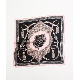 Rouge vif la cle / ルージュ・ヴィフ ラクレ Manipuri 別注プリントスカーフ(65×65)