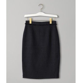 UNITED ARROWS / ユナイテッドアローズ UPCS ラメツイード タイトスカート