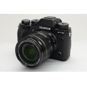 [中古] FUJIFILM X-T2 XF18-55mmF2.8-4 R LM OIS レンズキット ブラック