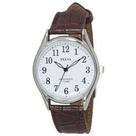 メンズ ウォッチ 腕時計 TELVA テルバ TE-AM009-WTS [メール便 日時指定代引不可][CREPHA] クレファー