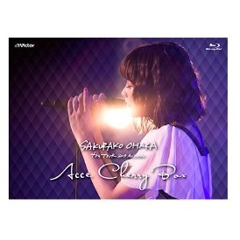 大原櫻子 4th TOUR 2017 AUTUMN ~ACCECHERRY BOX~ (Blu-ray初回限定盤) 中古