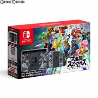 【中古即納】[本体][Switch](ソフト無)Nintendo Switch(ニンテンドースイッチ) 大乱闘スマッシュブラザーズ SPECIALセット(HAC-S-KAELJ)