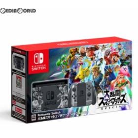 【中古即納】[本体][Switch](ソフト無し)Nintendo Switch(ニンテンドースイッチ) 大乱闘スマッシュブラザーズ SPECIALセット(スペシャル