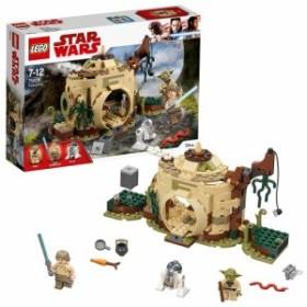 送料無料 レゴ(R) スター・ウォーズ ヨーダの小屋 75208 おもちゃ こども 子供 レゴ ブロック 7歳~
