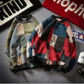 秋冬新作早割特価 買い逃し注意 韓国ファッション メンズコート ジャケット トップス大きいサイズ おしゃれ♪ 学院風