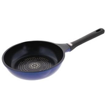 ベストコ ND-4691 【IH対応】フライパン 20cm(ブルー)Bestco クロリス ダイヤモンドコート IHフライパン[ND4691]【返品種別A】