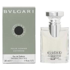 ブルガリ BVLGARI プールオム エクストレーム オードトワレ スプレー EDT 30mL 【香水】 メンズ