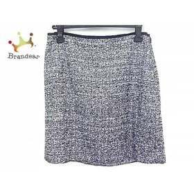 ドレステリア DRESSTERIOR スカート サイズ38 M レディース 美品 黒×白 ラメ         スペシャル特価 20190802
