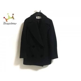 ミュベール MUVEIL コート サイズ36 S レディース 美品 黒 冬物 スペシャル特価 20190911