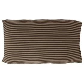 綿95%Tシャツのような肌触り ボーダーの天竺ニット のびのび枕カバー(選べる8色) 枕カバー・ピローパッド