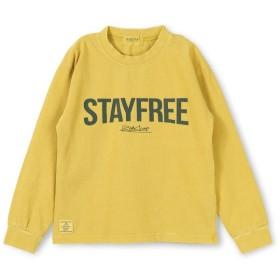 [マルイ]【セール】ロゴプリント長袖Tシャツ/ブランシェス(branshes)