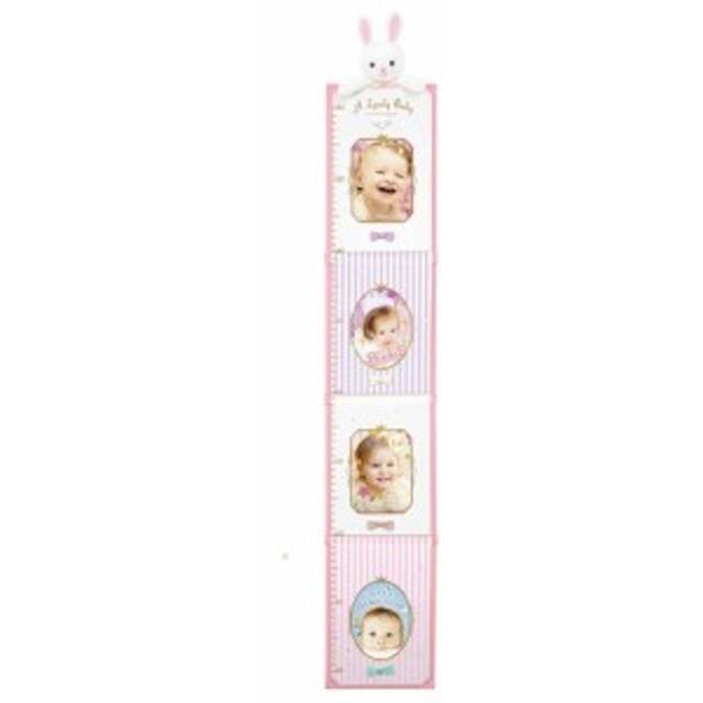 KINO(キノ) BABY HEIGHT METER FRAME ベビーハイトメーターフレーム Pink KP-31156