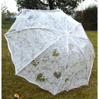 傘 レース レディース ファッション 晴雨兼用 超軽量 折りたたみ傘 遮光 防風 黒膠 シンプル 日傘 雨傘 日焼け防止 傘
