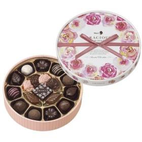 バレンタイン VALENTINE チョコレート 2019 メリーチョコレート グレイシャス アマービレ 10個入 義理 チョコ