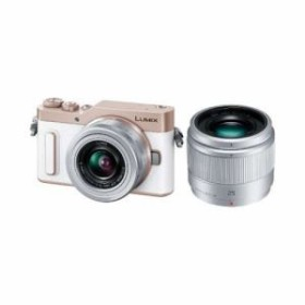 納期約2週間 お一人様1台限り DC-GF10W-W Panasonic パナソニック デジタル一眼カメラ LUMIX DC-GF10 ダブルレンズキット