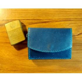 コンパクト 3つ折り財布