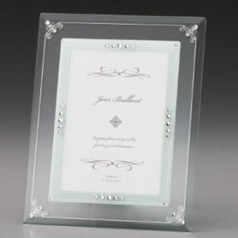 ガラスフォトフレーム 253-859 名入れOK(別料金)