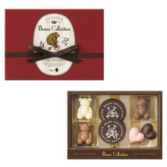 バレンタイン VALENTINE チョコレート 2019 メリーチョコレート クラシカ ベアーズコレクション 35g(7個)入 義理 チョコ