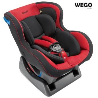 コンビ Combi ウィゴー サイドプロテクション エッグショック LG(レッドRD) レッド チャイルドシート 167765 4972990167765