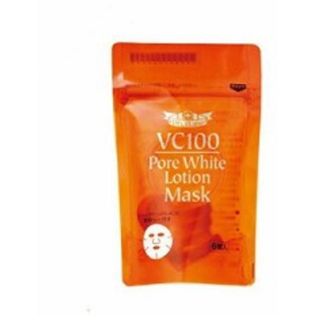 ドクターシーラボ VC100エッセンスローションマスク(6個入)Dr.CiLabo