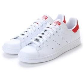 アディダス adidas STAN SMITH スタンスミス (ホワイト×レッド)