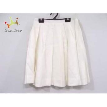 ジャスグリッティー JUSGLITTY スカート サイズ1 S レディース 美品 アイボリー スペシャル特価 20190515