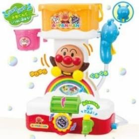 アンパンマン バケツでくるくるおふろシャワー  おもちゃ こども 子供 知育 勉強 3歳~