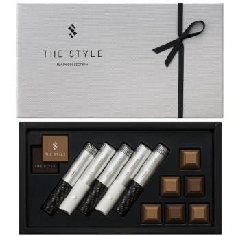 バレンタイン VALENTINE チョコレート 2019 メリーチョコレート ザ スタイル プレーンコレクション 99g(13個)入 本命 チョコ
