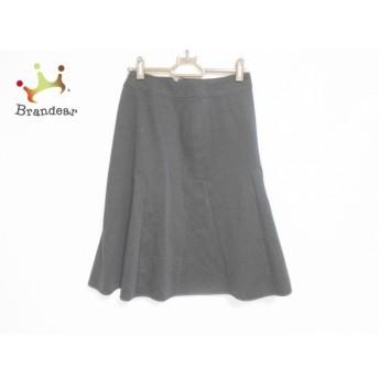 トゥービーシック TO BE CHIC スカート サイズ38 M レディース 美品 黒             スペシャル特価 20200119