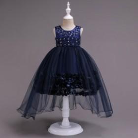bed3ce979734f 子どもドレス ジュニアドレス フォーマル用 ピアノ発表会 子供ドレス 結婚式 女の子 ドレスキッズ