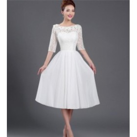 ブライズメイドドレス ファッション ロング パーティードレス 結婚式ドレス ブライダル 着心地よい ハイセンス セール★ レディースドレ