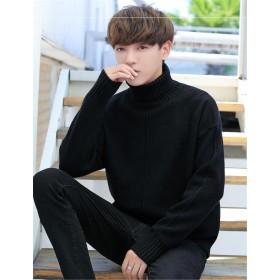 [55555SHOP]2018 秋冬人気商品 韓国 ファッション メンズ ニットセーター流行 長袖 シンプル カジュアル トップス 上質