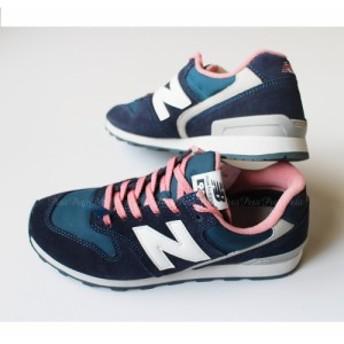 New Balance(ニューバランス) WR996 ブルーベリー×ピンク BLUEBERRY(UBL)