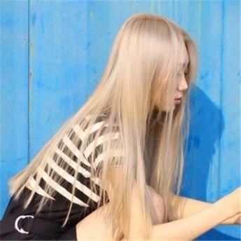 レディースウィッグ ファッション 韓国風 襟足ウィッグ フルウィッグ かつら wig ゆる巻き つけ毛 盛り 女性 レディースウィッグ
