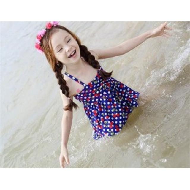 9867edfd2fa0f 水着子供 女の子 2点セット 夏休み 超可愛い女の子水着 砂浜 パンツ水着 ピンク キッズ