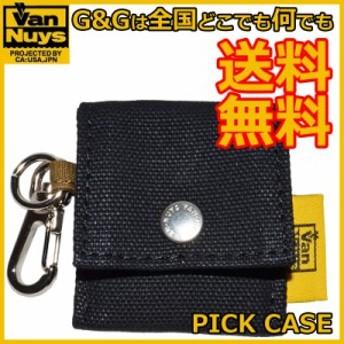 Van Nuys(バンナイズ) PH-VN BLK(ブラック) / 帆布製 ピックケース 【送料無料】