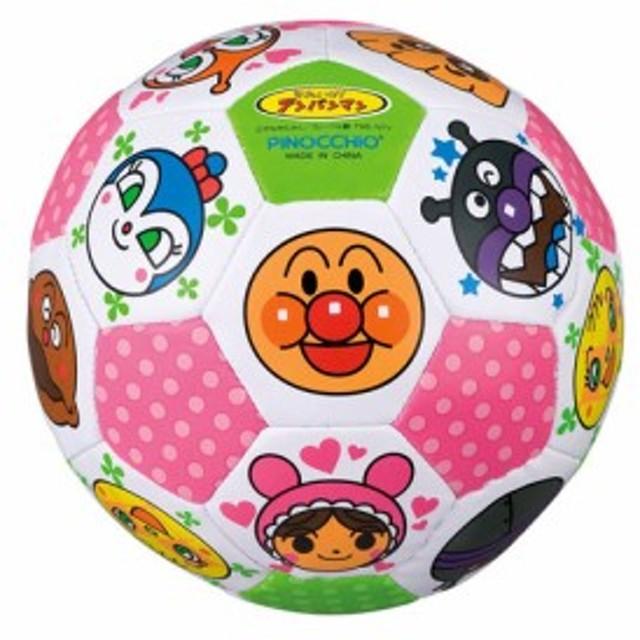 アンパンマン NEWカラフルサッカーボール   おすすめ 誕生日プレゼント ギフト おもちゃ