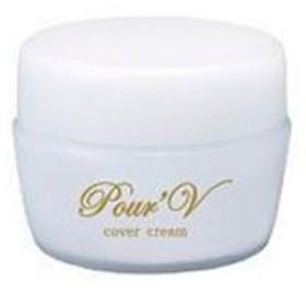 Pour'V(プレヴ) cover cream(カバークリーム) 下地クリーム15g