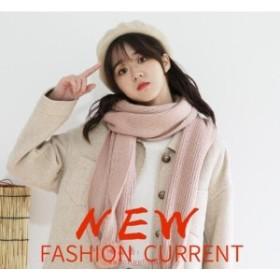 2018新 マフラー レディース ストール ヘアボール 韓国風 スカーフ 暖かい 学生