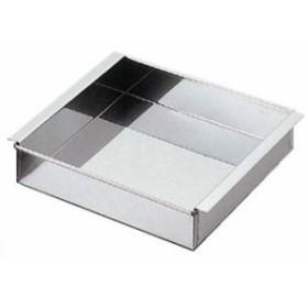 【 18-0玉子ドーフ関東型 ENDO 15cm ENDO 】 【 厨房器具 製菓道具 おしゃれ 飲食店 】